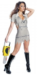 Sexy Chainsaw Massacre Costume