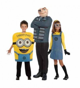 Despicable Me 2 Costumes