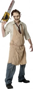 Mens Leatherface costume
