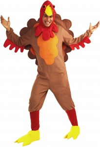 Men's Turkey Costume
