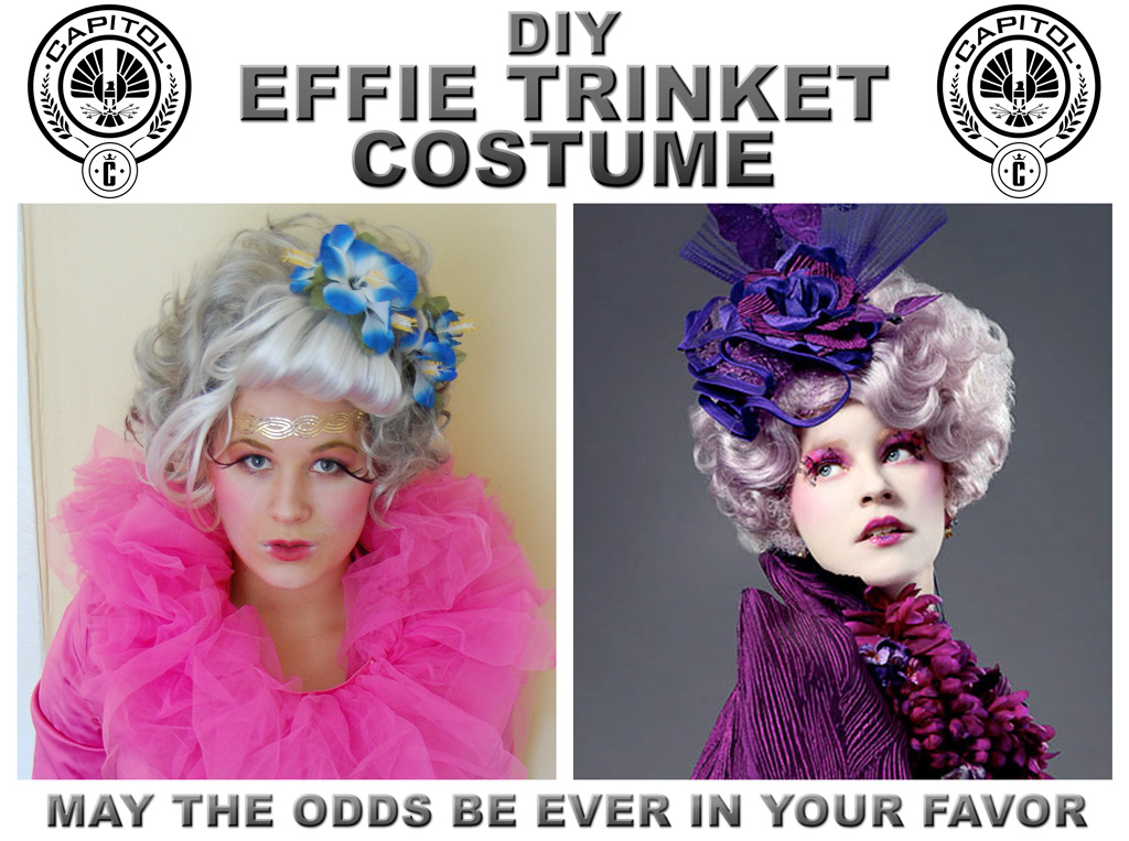 Diy effie trinket costume wholesale halloween costumes blog ever the prim and proper hostess is effie trinket like her fellow capitol residents she is known for her outrageous fashion in the hunger games trilogy solutioingenieria Gallery