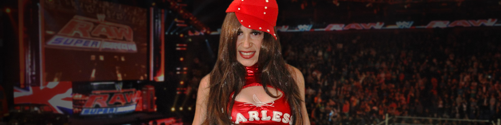 DIY Nikki Bella Costume