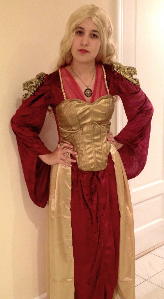 Diy Cersei Lannister Costume Wholesale Halloween
