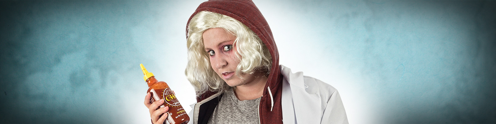 DIY iZombie Costume