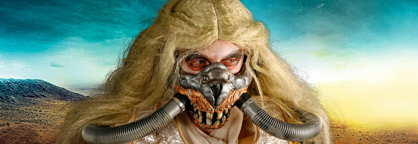 DIY Immortan Joe Costume – Fury Road