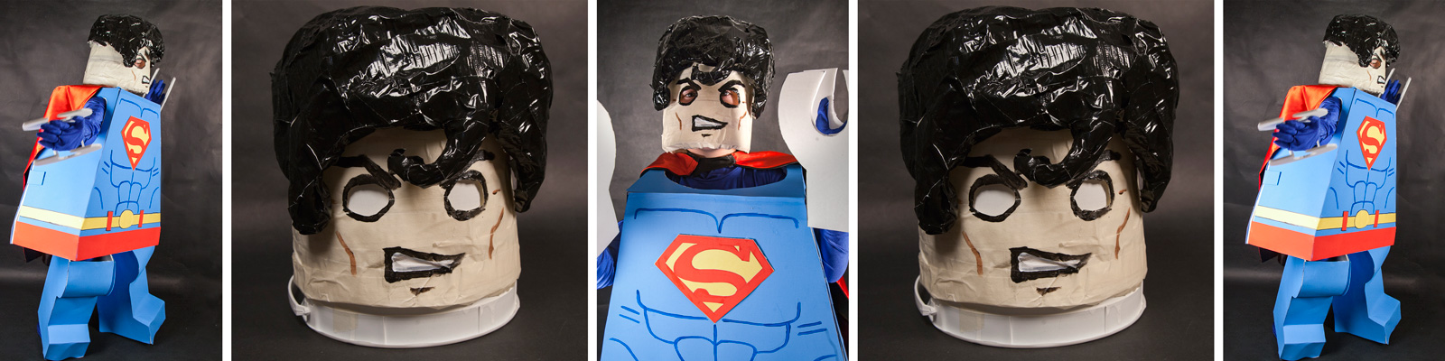 DIY Lego Superman Costume