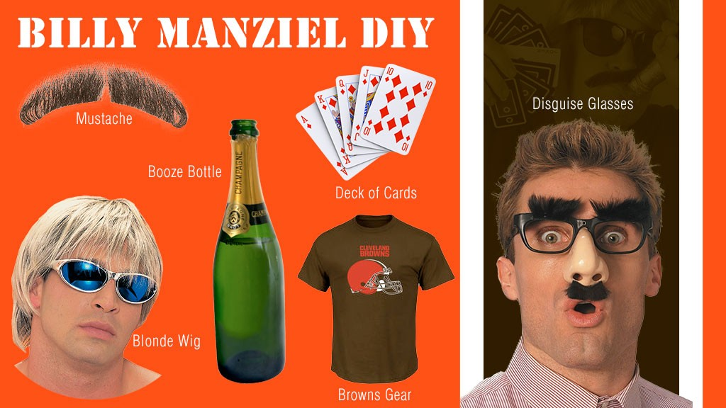 Billy manziel DIY