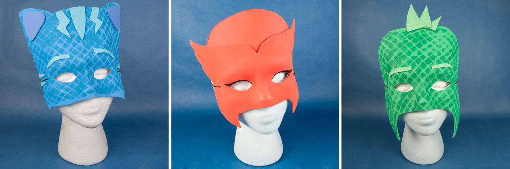PJ MASKS Final Look