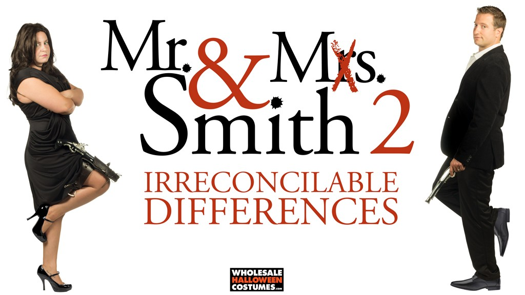 Mr. & Mrs. Smith 2 : Irreconcilable Differences