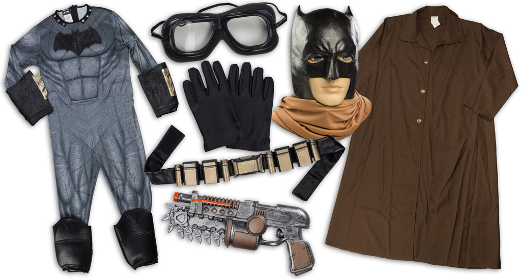Diy knightmare batman wholesale halloween costumes blog solutioingenieria Image collections