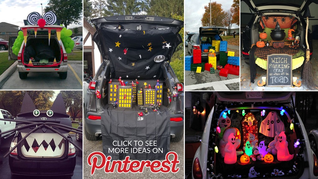 Trunk or Treat Pinterest Board
