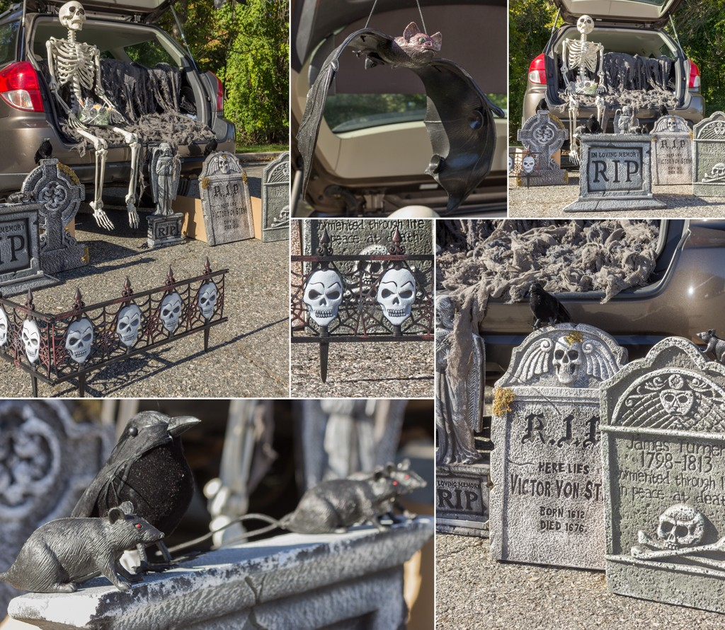 Graveyard Trunk or Treat