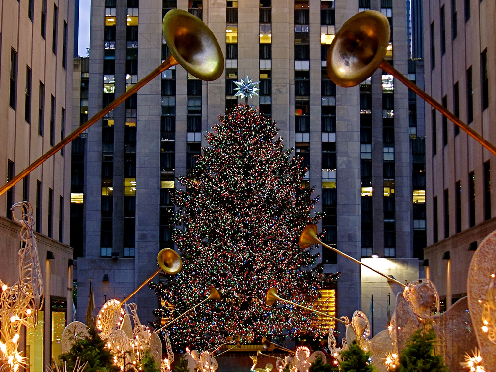 The Grinch Who Stole Christmas (in New York City)
