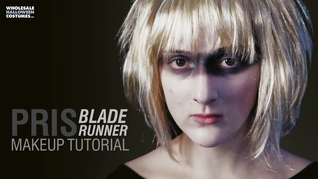 Pris - Blade Runner Makeup Tutorial
