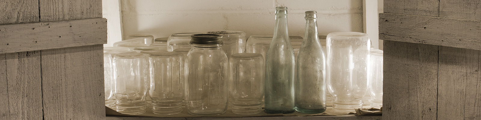 DIY Creepy Specimen Jars