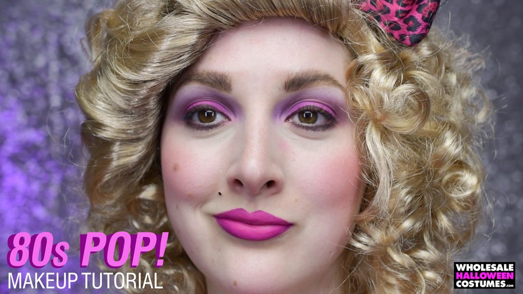 The Finishing Touch 80s Makeup Wholesale Halloween Costumes Blog
