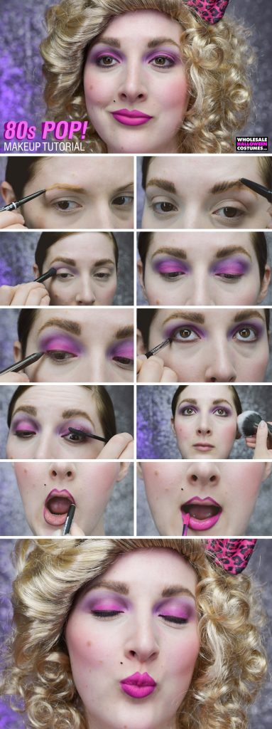 1980s Pop Culture Queen Makeup Pinterest Guide