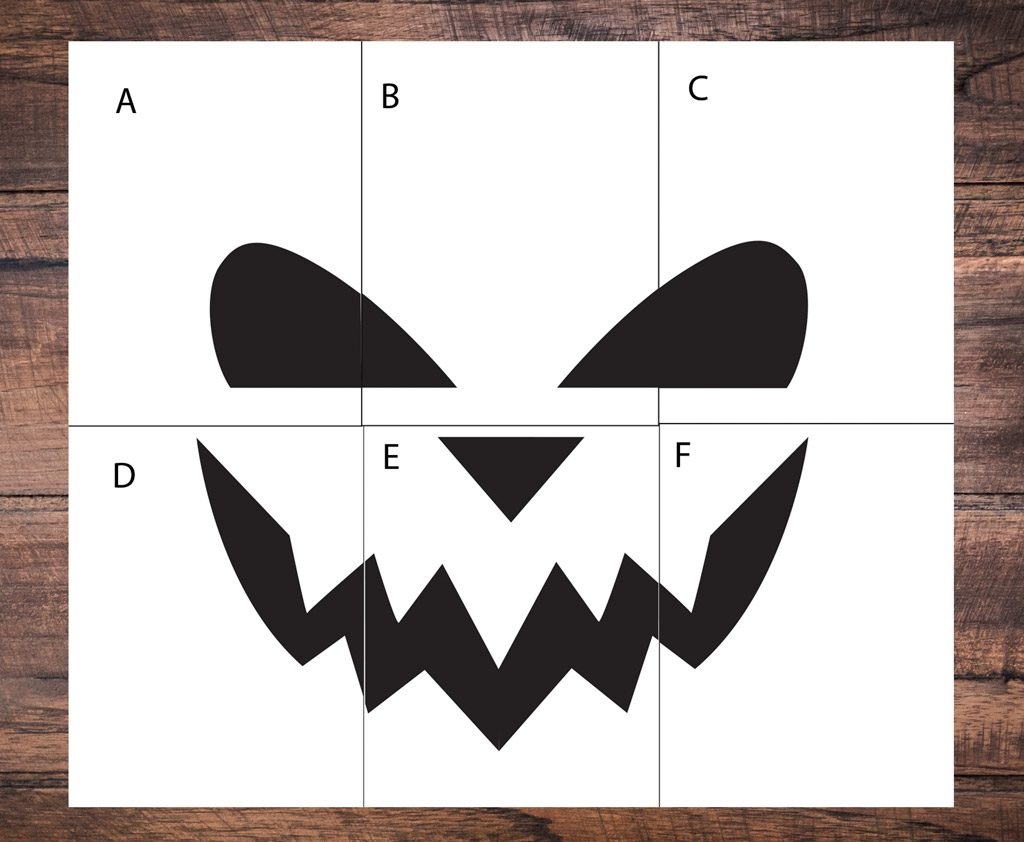 DIY Halloween Window Silhouettes | Wholesale Halloween Costumes Blog