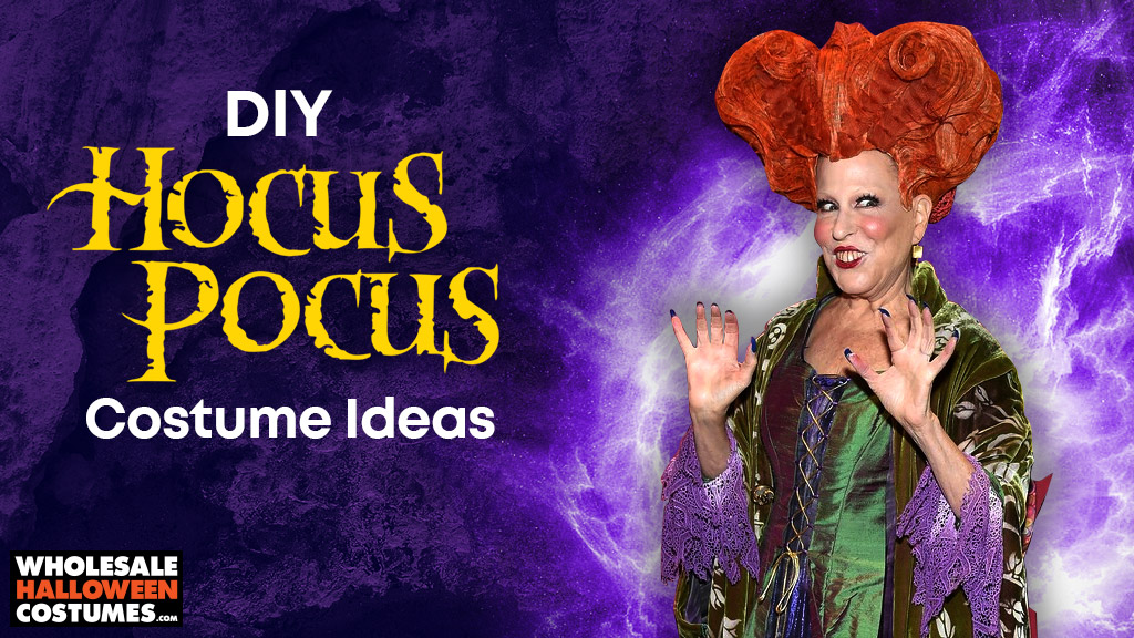 DIY Hocus Pocus Costume Ideas